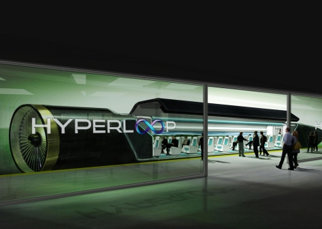 SOUTH KOREA WANTS TO FIRE UP A HYPERLOOP IN JUST 4 YEARS